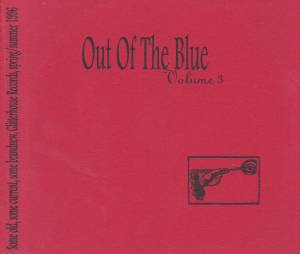 Cover - Butch Hancock: Out Of The Blue Volume 3 » * A Glitterhouse Compilation