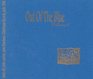 Cover - Larry Barrett: Out Of The Blue Volume 2 » * A Glitterhouse Compilation