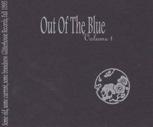 Cover - Larry Barrett: Out Of The Blue Volume 1 » * A Glitterhouse Compilation