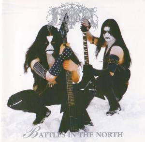 Immortal: Battles In The North (CD) - Bild 1