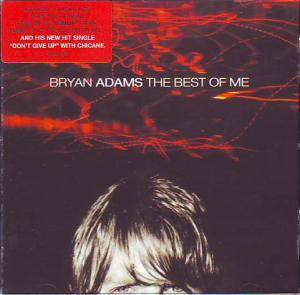 Bryan Adams: Best Of Me, The - Cover