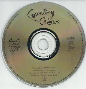 Counting Crows: August And Everything After (CD) - Bild 3