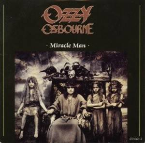 Ozzy Osbourne: Miracle Man - Cover