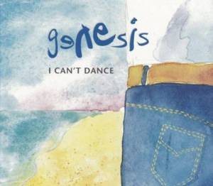 Genesis: I Can't Dance - Cover