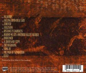 As I Lay Dying: Frail Words Collapse (CD) - Bild 2