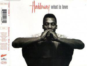 Haddaway: What Is Love (Single-CD) - Bild 2
