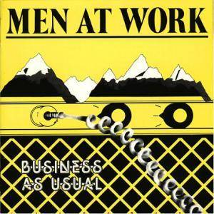 Men At Work: Business As Usual (CD) - Bild 1