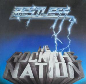 Restless: We Rock The Nation - Cover