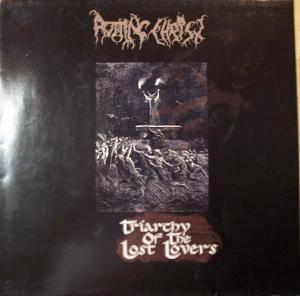 Rotting Christ: Triarchy Of The Lost Lovers - Cover