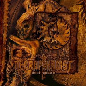 Necrophagist: Onset Of Putrefaction (CD) - Bild 1