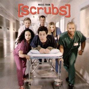 Cover - Everything: Music From Scrubs