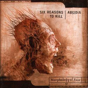 Cover - Absidia: Morphology Of Fear