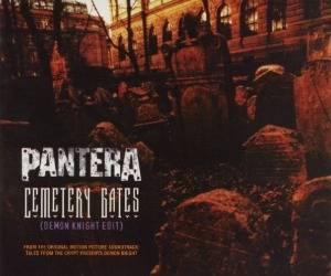 Sepultura: Cemetery Gates - Cover
