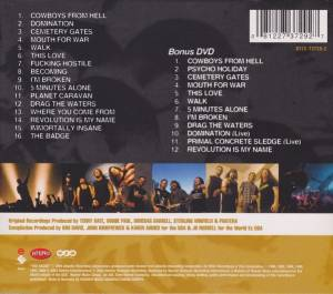 Pantera: Reinventing Hell - The Best Of Pantera (CD + DVD) - Bild 2
