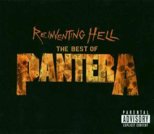 Pantera: Reinventing Hell - The Best Of Pantera (CD + DVD) - Bild 1