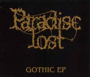 Cover - Paradise Lost: Gothic EP