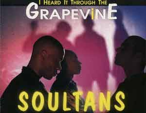 Cover - Soultans: I Heard It Through The Grapevine