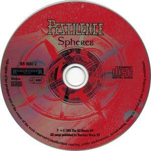 Pestilence: Spheres (CD) - Bild 3