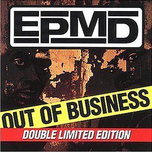 EPMD: Out Of Business - Cover