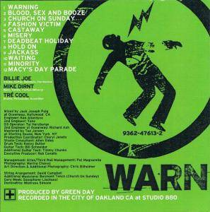 Green Day: Warning: (CD) - Bild 2