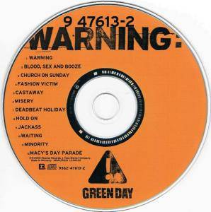 Green Day: Warning: (CD) - Bild 5