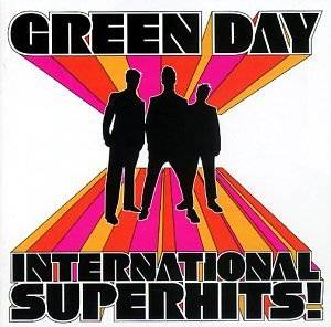 Green Day: International Superhits! - Cover
