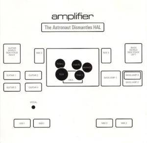 Amplifier: The Astronaut Dismantles HAL (Mini-CD / EP) - Bild 1