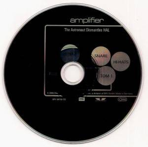 Amplifier: The Astronaut Dismantles HAL (Mini-CD / EP) - Bild 3