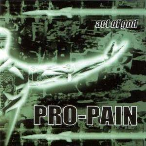 Pro-Pain: Act Of God - Cover