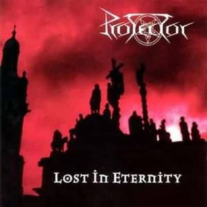 Protector: Lost In Eternity - Cover