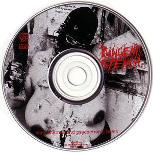 Pungent Stench: Dirty Rhymes And Psychotronic Beats (Mini-CD / EP) - Bild 3