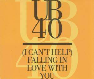 UB40: (I Can't Help) Falling In Love With You (Single-CD) - Bild 1
