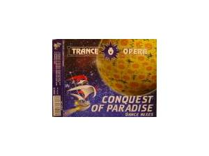 Cover - Trance Opera: Conquest Of Paradise
