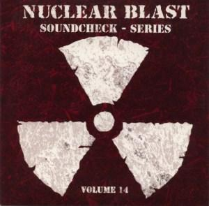 Nuclear Blast - Soundcheck Series Volume 14 - Cover