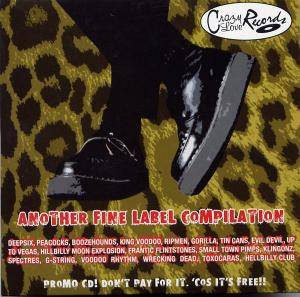 Another Fine Label Compilation - Promo Compilation Vol. 5 - Cover