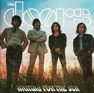 Cover - Doors, The: Waiting For The Sun