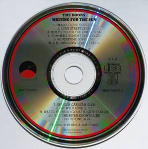 The Doors: Waiting For The Sun (CD) - Bild 3