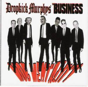 The Business: Mob Mentality - Cover