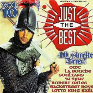 Cover - Tempest: Just The Best Vol. 10