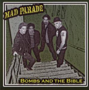 Cover - Mad Parade: Bombs And The Bible