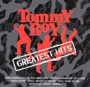 Tommy Boy Greatest Hits - Cover