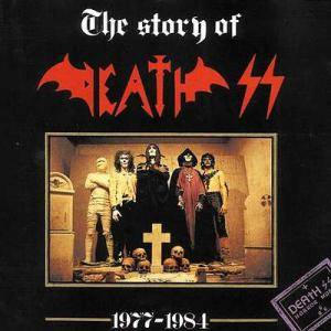 Death SS: Story Of Death SS 1977-1984, The - Cover