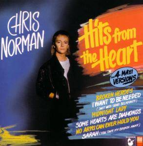 Chris Norman: Hits From The Heart - Cover