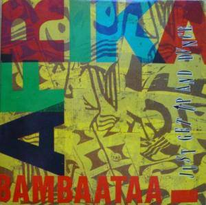Cover - Afrika Bambaataa: Just Get Up And Dance