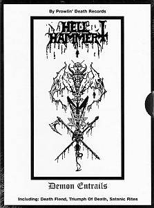 Hellhammer: Demon Entrails (2-CD) - Bild 1