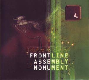 Front Line Assembly: Monument (CD) - Bild 1