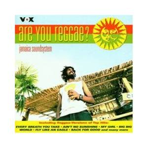Cover - Jamaica Soundsystem: Are You Reggae?