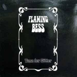 Flaming Bess: Tanz Der Götter - Cover