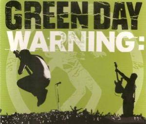 Green Day: Warning - Cover