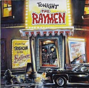 Cover - Raymen, The: From The Trashcan To The Ballroom